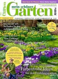 Mein schöner Garten als epaper - Zeitschrift bei United Kiosk kaufen