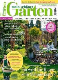 Delicieux Titelbild Von Mein Schöner Garten   Epaper. Entdecken Sie Jetzt Die Ausgabe  3/2019