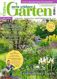Titelbild Von Mein Schöner Garten   Epaper. Entdecken Sie Jetzt Die Ausgabe  5/2019