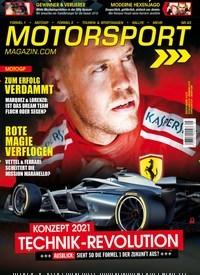 Motorsport Magazincom Shop Für Abo Und Epaper Bei United Kiosk