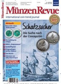 Zeitschrift Münzen Revue Kaufen Als Epaper Ab 799