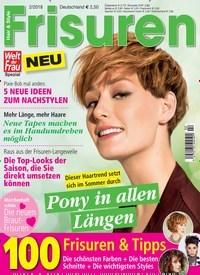 Lea Frisuren Zeitschrift | Welt Der Frau Frisuren Als Epaper Zeitschrift Bei United Kiosk
