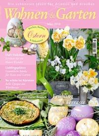Titelbild Von Wohnen U0026 Garten   Epaper. Entdecken Sie Jetzt Die Ausgabe  3/2018