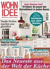Titelbild Von Wohnidee   Epaper. Entdecken Sie Jetzt Die Ausgabe 10/2017.  Lesen