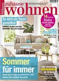 Zeitschrift Zuhause Wohnen Kaufen Als Epaper Ab 2 99